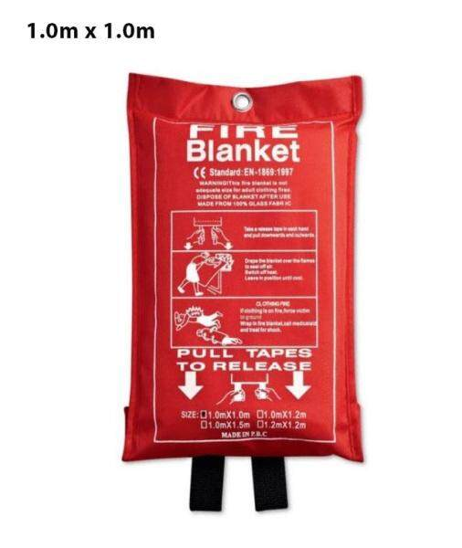 1m x 1m 1.2m x 1.2m 1.2m x 1.8m 1.5m x 1.5m 2m x 2m Fiberglass Fire Blanket Fire Safety Blanket