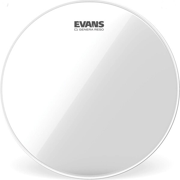 S14H30 Evans 14 inches Clear 300 Snare Side Drumhead Made in USA Malaysia