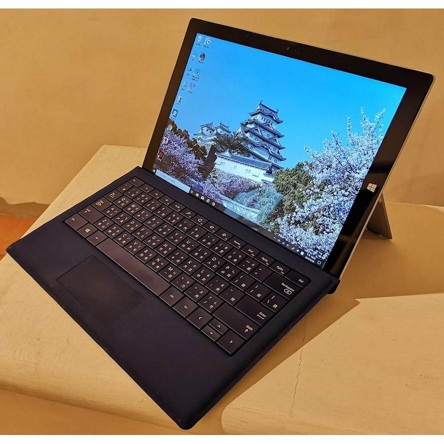 Microsoft Surface Pro 3 i7/ 8GB/ 256GB 12 inch Touch with Type Cover Keyboard 1 Month Warranty Malaysia