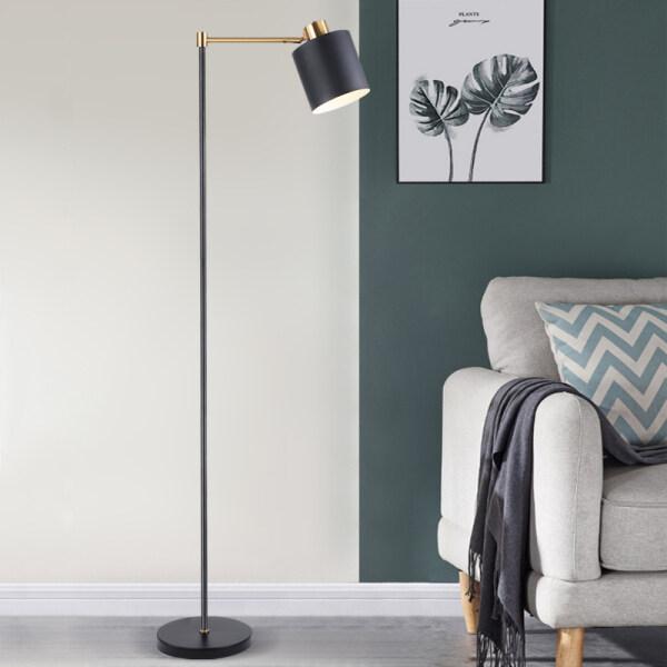 LOCO LIGHT Nordic Standard Lamps Creative Metal Floor Lamps LED Energy Saving A+Guarantee Quality Home Improvement Lighting Fixtures H155CM