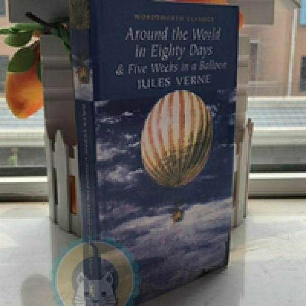 The Original English Version of the Text around the World in 80 Days English Novels