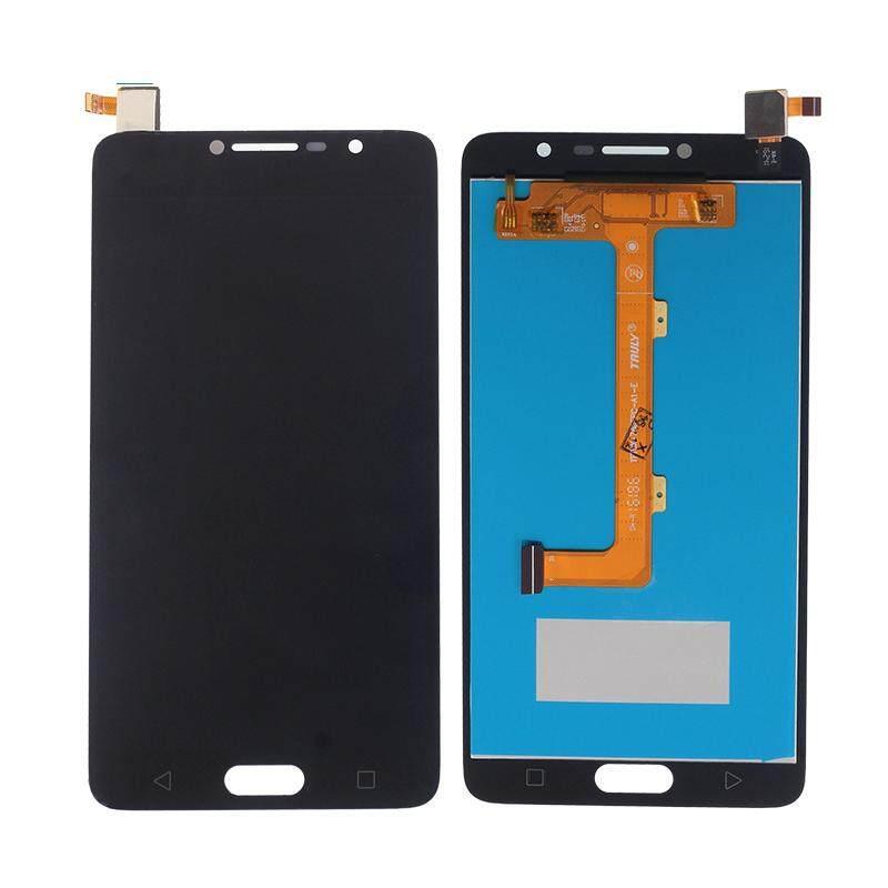 Kualitas Tinggi untuk Alcatel Satu Sentuhan Flash Plus 2 5095 OT5095 Layar LCD dengan Sentuhan Layar Digitalisasi Perakitan