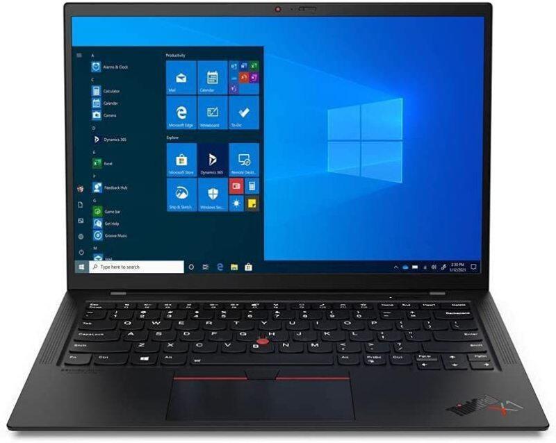 Latest Lenovo ThinkPad X1 Carbon Gen 9 14 FHD+ Ultrabook, 11th gen i7-1185G7, 16 GB DDR4,512 GB SSD, Intel Iris Xe Graphics, Fingerprint Reader, Win 10 Pro (20XW003KUS), Black Malaysia