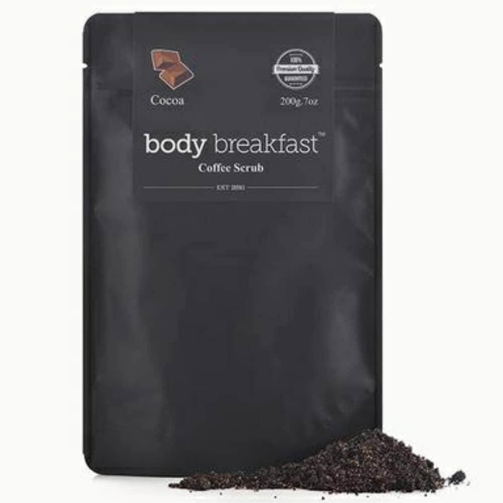 BODY BREAKFAST Cocoa Coffee Scrub 200g