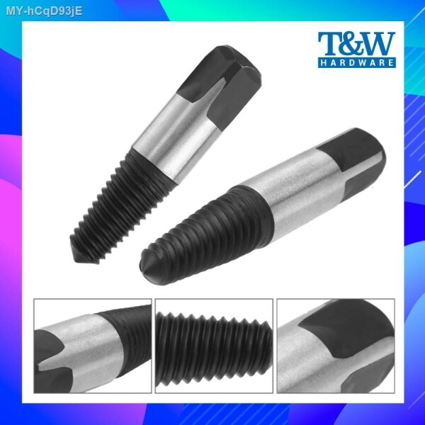 Pipe Tap Broken Extractor Water Pipe Triangle Valve Tap Wire Screw Remover Tools M35M50 / M25M35 [T W Hardware]