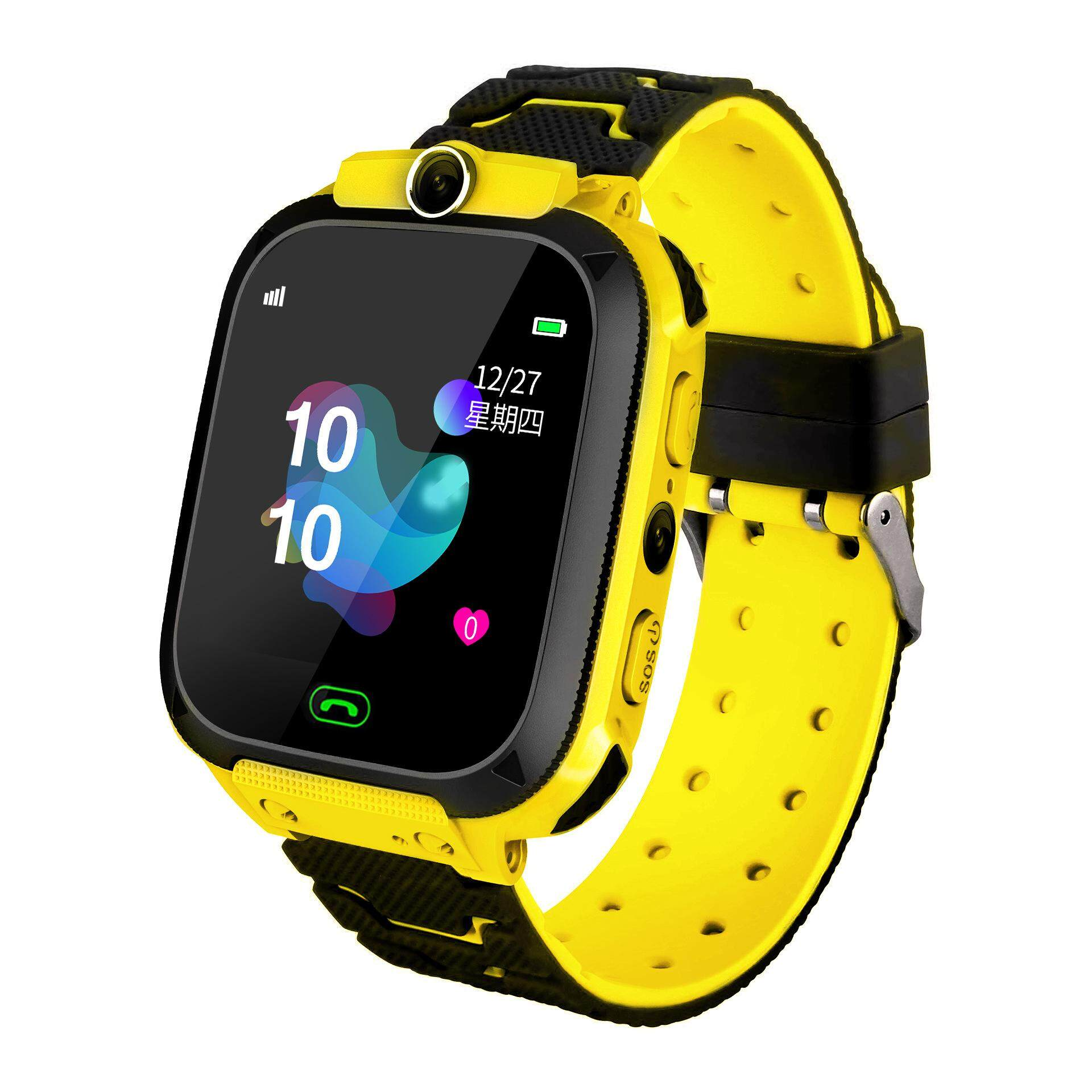 COD Child Smartwatch Q12 Smart Watch IPX7 Waterproof Swim Level Malaysia