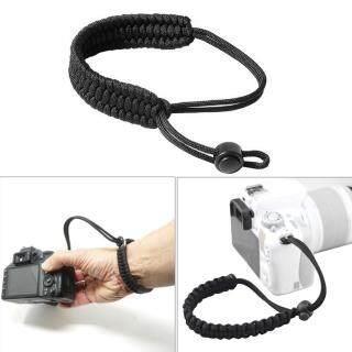 [Chinatera] Dây Bện Dây Đeo Cổ Tay Paracord Dành Cho Máy Ảnh DSLR Canon Nikon Sony DSLR thumbnail