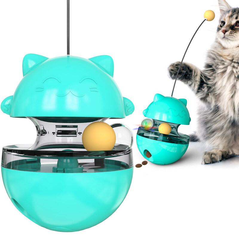 Thời Trang Plutus Mèo Thực Phẩm Bóng Rò Rỉ Câu Đố Buồn Chán Tạo Tác Thông Minh Chơi Với Đồ Chơi Cho Mèo Của Mình Sản Phẩm Cho Thú Cưng