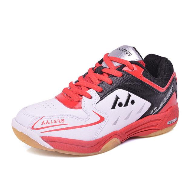 Giày Đánh Cầu Lông Bé Trai Và Bé Trai Velcro Giày Luyện Tập Chống Trượt Nữ Sinh Tiểu Học Nữ Giày Tennis Chống Mài Mòn giá rẻ