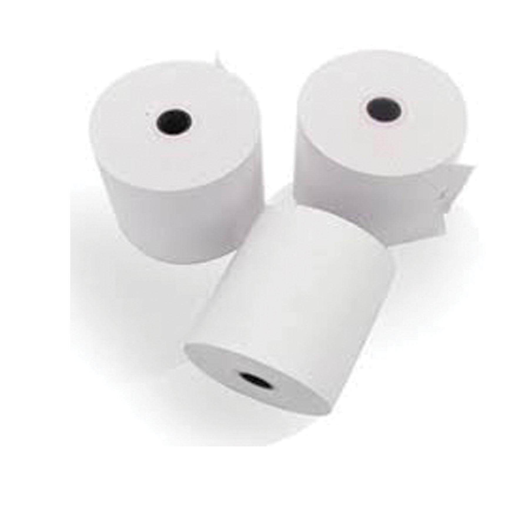 Thermal Receipt Paper Rolls 80mm X 60mm (100 Rolls) - With Core By Save Universal Enterprise.