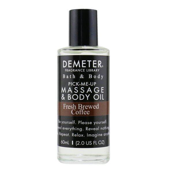 Buy DEMETER - Fresh Brewed Coffee Massage & Body Oil 60ml/2oz Singapore