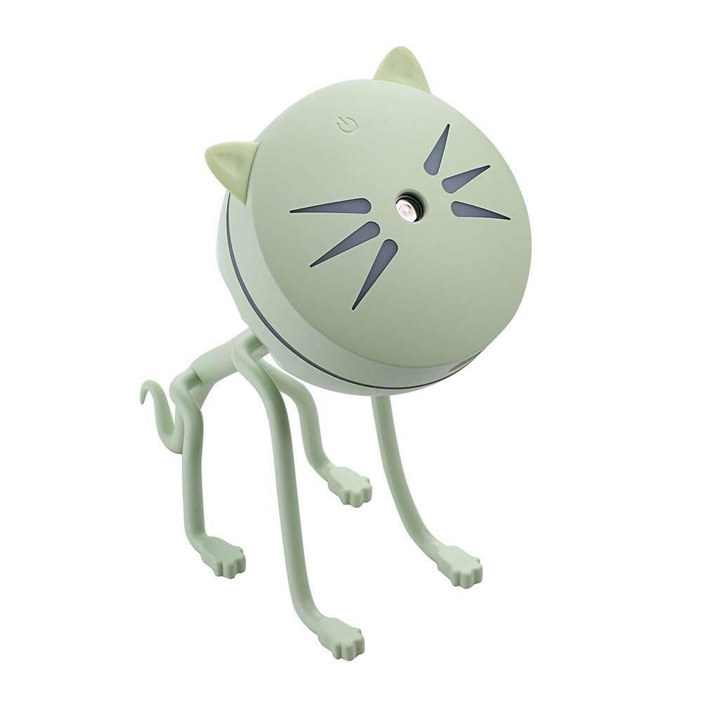 Bảng giá Sáng Tạo Để Bàn Máy Phun Sương Tạo Độ Ẩm Tắt Tiếng Mini Mèo Máy Phun Sương Tạo Độ Ẩm Không Khí USB Sạc Ẩm