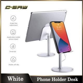 Giá Đỡ Điện Thoại C-SAW, Giá Đỡ Máy Tính Bảng Đa Năng, Bằng Nhôm, Nhiều Góc, Có Thể Điều Chỉnh, Dùng Cho Điện Thoại Di Động iPhone 11 Pro iPad Xiaomi Redmi Samsung Huawei OPPO VIVO thumbnail