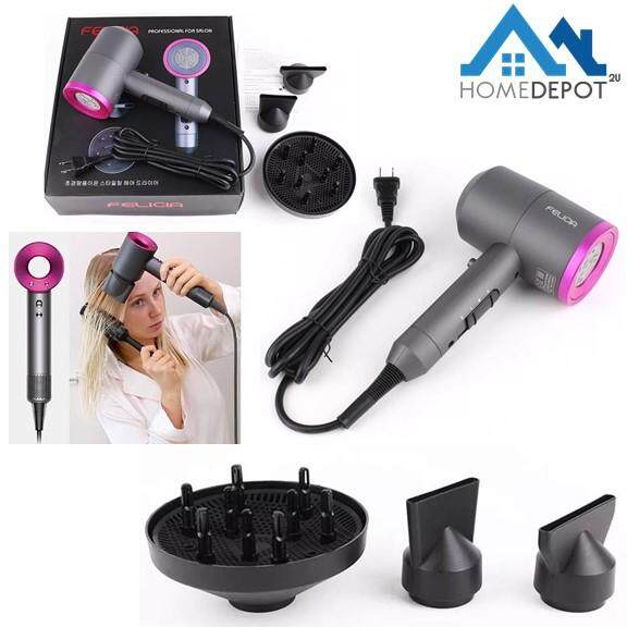 1400W Ultra Supersonic 3-in-1 Multifunctional Styling Tools Felicia Hair Dryer