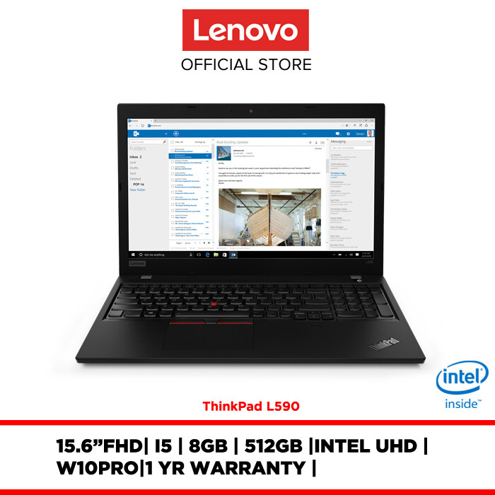 Lenovo Notebook Laptop ThinkPad L590 20Q7S03X00 15.6FHD/I5/8GB/512GB/INTEL UHD/W10PRO/1YR WARRANTY Malaysia