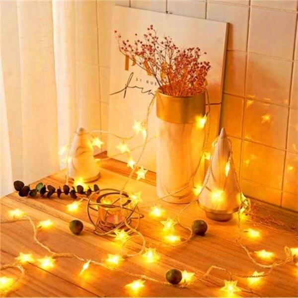 Bảng giá ◆❧﹍ Người Nổi Tiếng Trên Web Ngôi Sao Mặt Trăng Đèn Cho Dịp Lễ Lễ Cưới Giáng Sinh Cửa Hàng Lời Thề Đèn Phòng Ánh Sáng Rèm Đèn Led Chợ Đêm