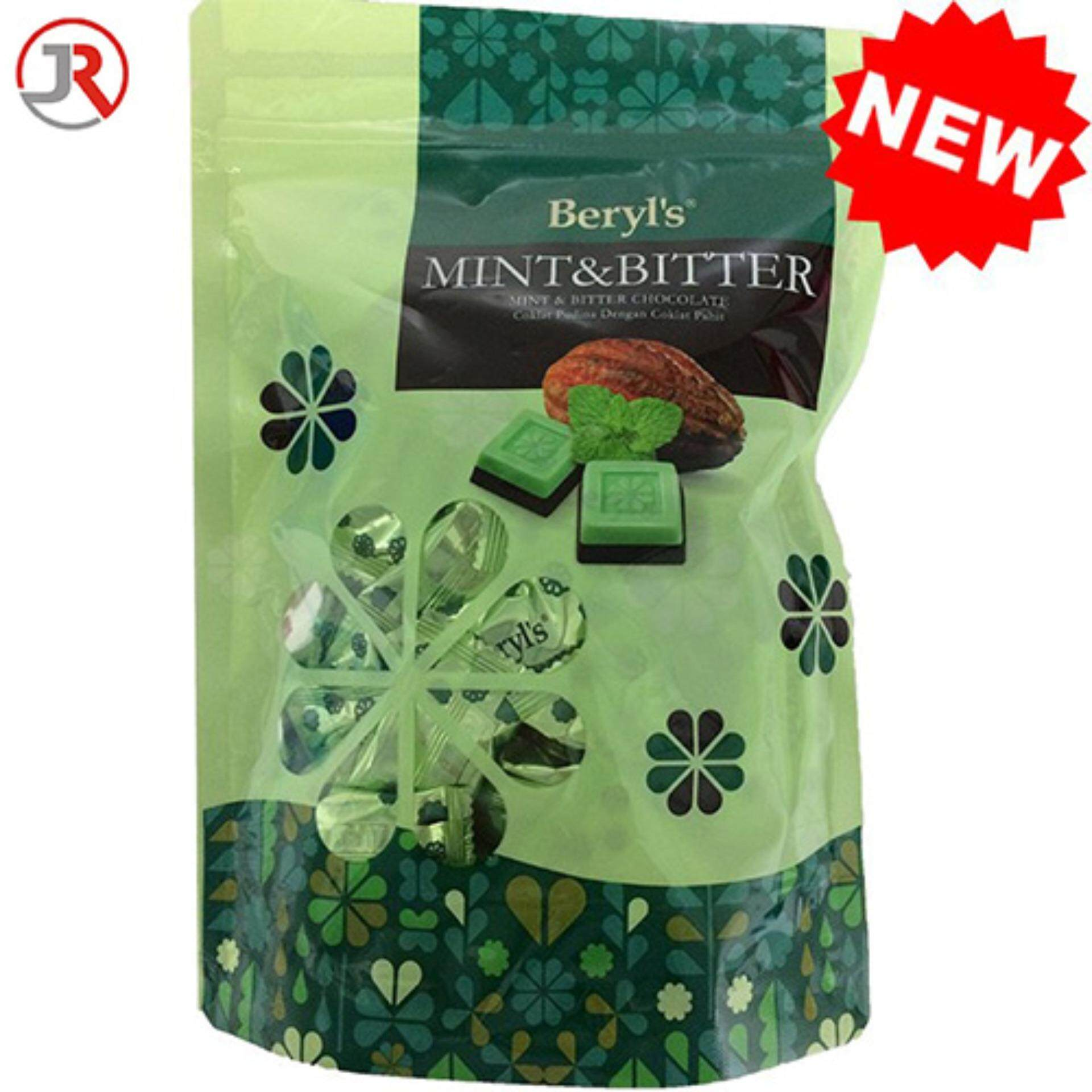 Nitchi Premium Wafer Sticks Paket 2 Kaleng Page 3 Daftar Update Source · Beryl s 280g Zip Pouch Mint & Bitter Chocolate