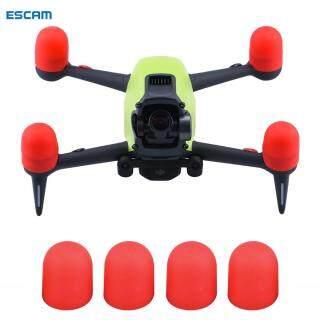 ESCAM 4 Chiếc Nắp Bảo Vệ Động Cơ EWB8432 Cho Kết Hợp DJI FPV Bộ Bảo Vệ Chống Bụi Động Cơ Máy Bay Không Người Lái thumbnail