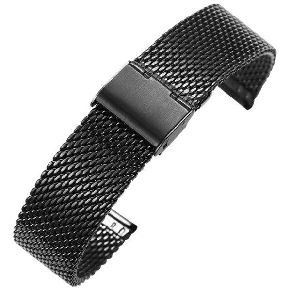 14mm 16mm 18mm 20mm 22mm 24mm 38mm Metal Watch Strap Band Accessories Stainless Steel Rose Gold Black For Omega Tissot Casio Malaysia