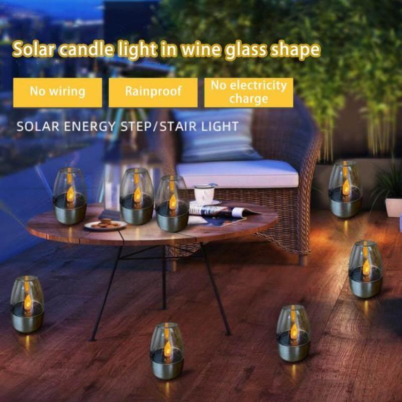 Đèn Trang Trí LED Thông Minh Năng Lượng Mặt Trời, Chống Nước