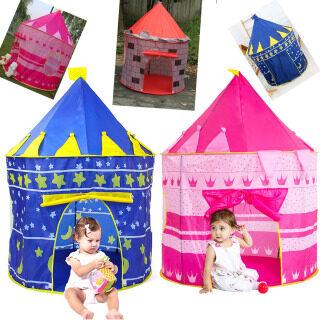 Nhà Lều Chơi Lâu Đài Công Chúa Cho Trẻ Em Lều Chơi Trò Chơi Trong Nhà Ngoài Trời Trong Vườn, Cho Đồ Chơi Trẻ Em thumbnail