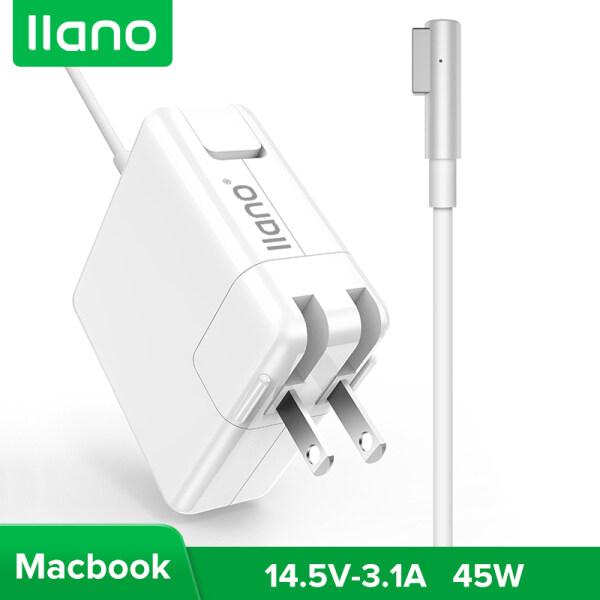 Bảng giá Llano Apple MacBook Pro Sạc Đầu L Magsafe 60W, Magsafe2 T Tip, Bộ Chuyển Đổi Nguồn Không Khí 45W Phong Vũ