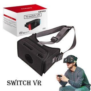 Dành Cho VR N-switch Kính 3D VR Dành Cho Nintendo Switch, LABO Kính Thực Tế Ảo HD Ống Kính Lớn Phụ Kiện Cho Máy Chơi Game Odyssey thumbnail