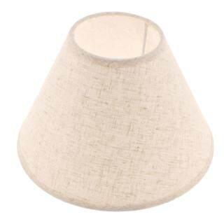 Baoblaze Vải Chụp Đèn Chụp Đèn Bàn Cạnh Giường Ngủ Đèn Thiết Bị Đèn Bàn Chiếu Sáng Gia Đình thumbnail