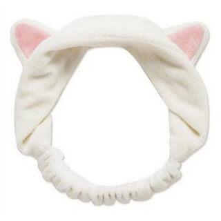 Khăn Mềm Tắm Thời Trang Hàn Quốc Băng Đô Tai Mèo Bọc Tie thumbnail