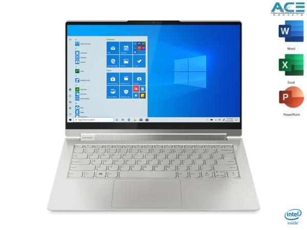 Lenovo Yoga 9 14ITL5 82BG004EMJ Notebook (i7-1185G7/16GB DDR4/1TB PCIe/Intel/14FHDT/Win10+Office H&S) Malaysia