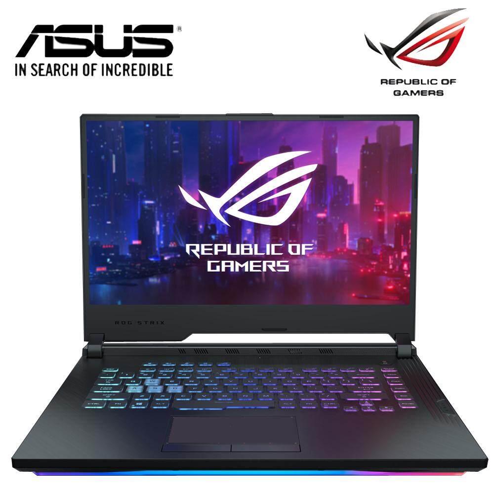Asus ROG Strix G G731G-UEV063T 17.3 FHD IPS 144Hz Gaming Laptop ( i7-9750H, 8GB, 512GB, GTX 1660Ti 6GB, W10 ) Malaysia