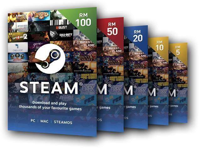 Steam Wallet Code Rm20 By Steam Wallet Code.