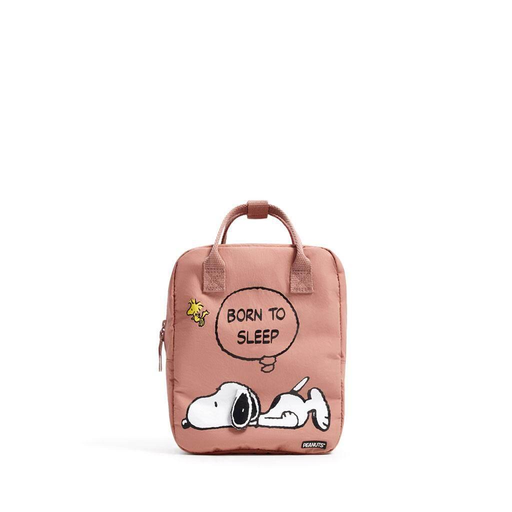 Pela Peanuts: Snoopy®ransel: 28*21*10 Cm By Heartgoon Store.