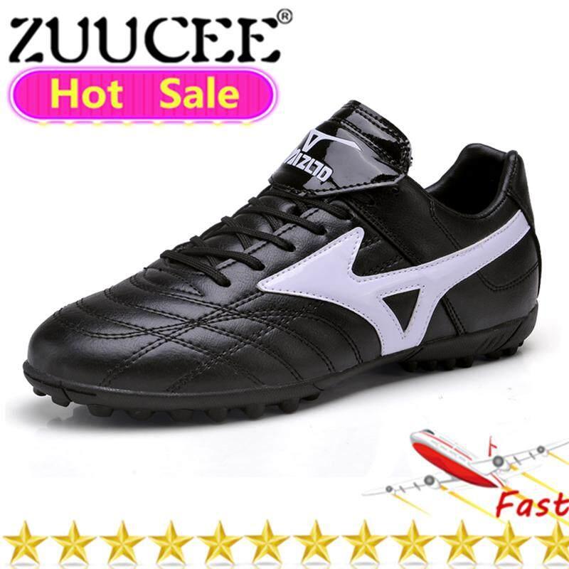 Courage Fashion Anak Laki-laki Sepatu Sepak Bola Sepatu Sepak Bola Dalam Ruangan Sesuai dengan