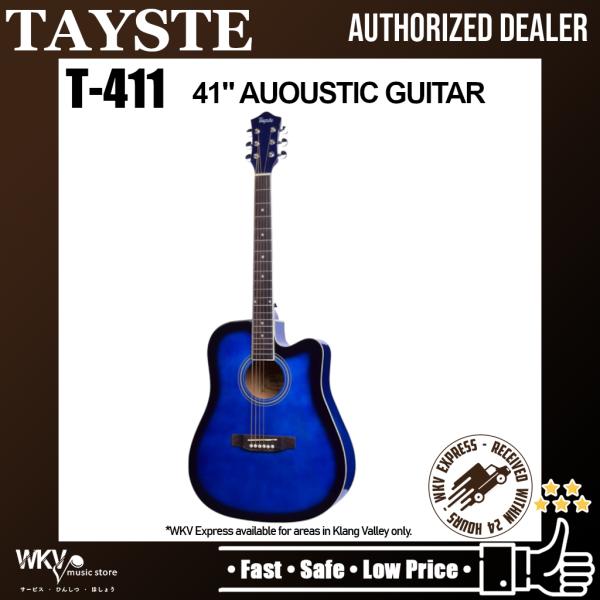 41 inch High Quality Acoustic Guitar Package (COMBO Set/ Gitar Akustik/ Standard Guitar Acoustic/ Cu Malaysia