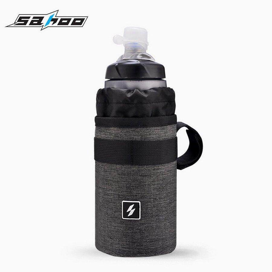 Crazy Deal Cycling Kettle Holder Poush Bicycle Front Handlebar Hanging Water Bottle Bag By Pinksoft.