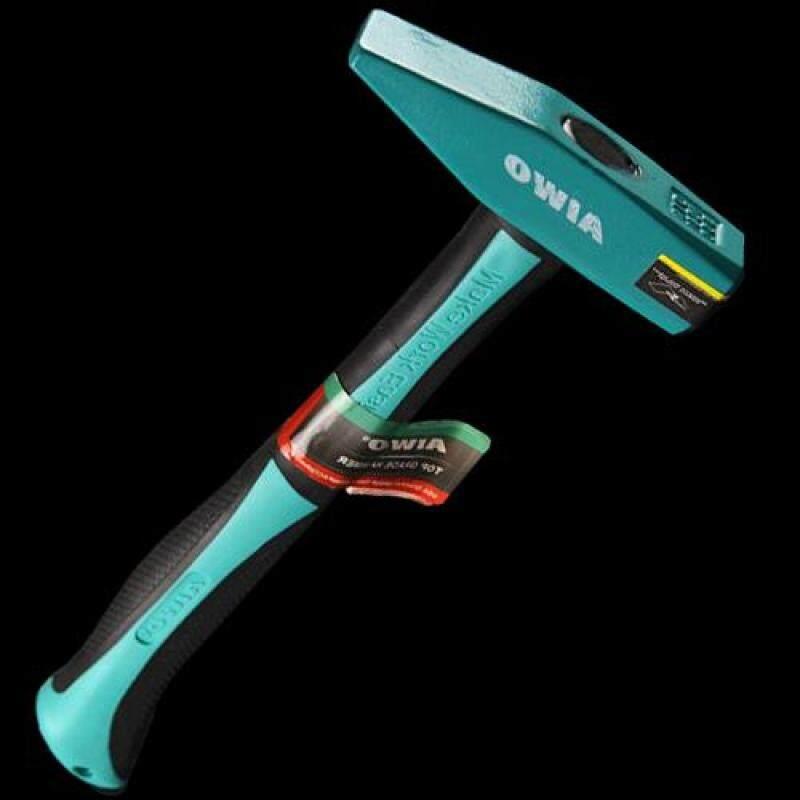 Búa-800g thẳng lọt khe trơn mặt và chống sốc cầm-TPR độ bám
