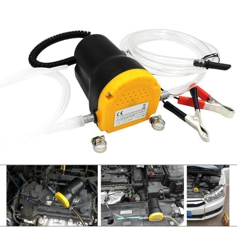 Mobil Pompa Selam Listrik Cairan Minyak Drain Extractor Untuk Rv Perahu Truk + Tabung Truk Rv Perahu Voltase: 12 V Power: 60 W By Hhhappy Store