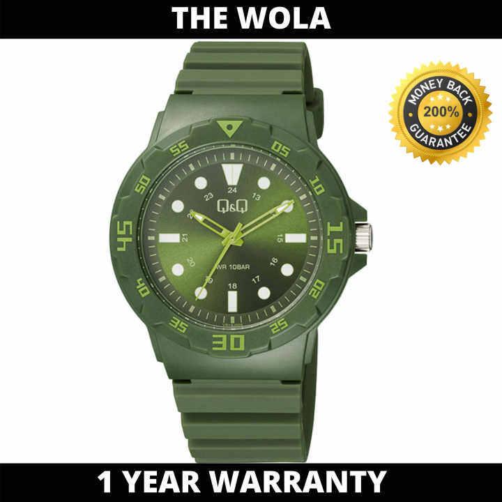 100 Original Q Q Q Q Men Casual Watch Vr18j009y Watch For Man Jam Tangan Lelaki Q Q Watch For Men Q Q Watch Men Watch Watch For Men Lazada