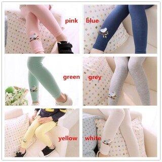 Quần Legging Cotton Cho Bé Gái Từ 1-6 Tuổi thumbnail