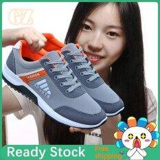 Giày Nam GZ 2020 Mới Giày Thể Thao Và Giải Trí Hàn Quốc Giày Chạy Bộ Du Lịch
