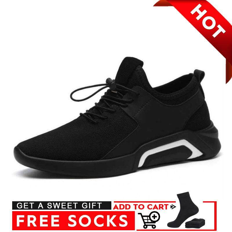 9586b14a3a40 Border High Quality  Korean version Youth sports shoes running shoes travel  shoes men s shoes