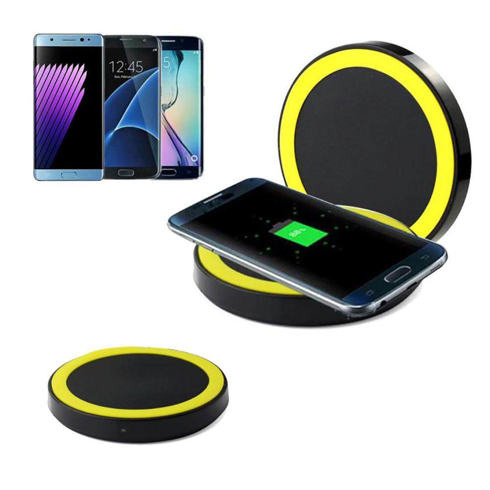Waldenshop Qi Wireless Power Charger Charging Pad For Samsung Galaxy S8/S8  Plus