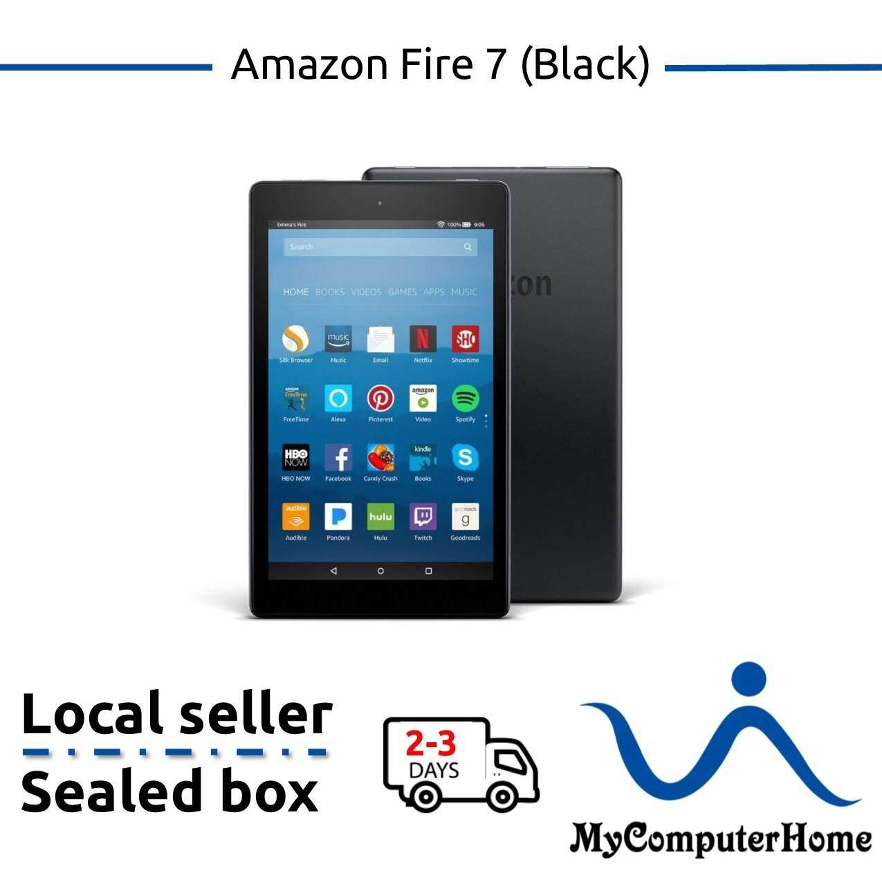 Amazon Fire 7 Tablet, 7