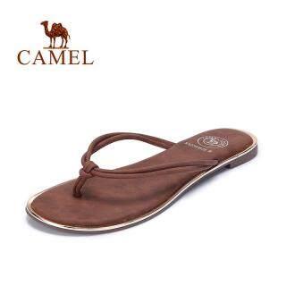 Giày Nữ Camel, Xăng Đan Đế Bằng Xăng Đan Nữ Đế Bằng Mùa Hè, Giày Đi Biển Nữ Dép Lê thumbnail