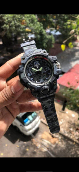 Sport_Casio_G_Shock_MudMaster NEW Dual Time Display Good Quality Rubber Strip Long Life Battery Fashion Come With Own Gift Box For Men Malaysia