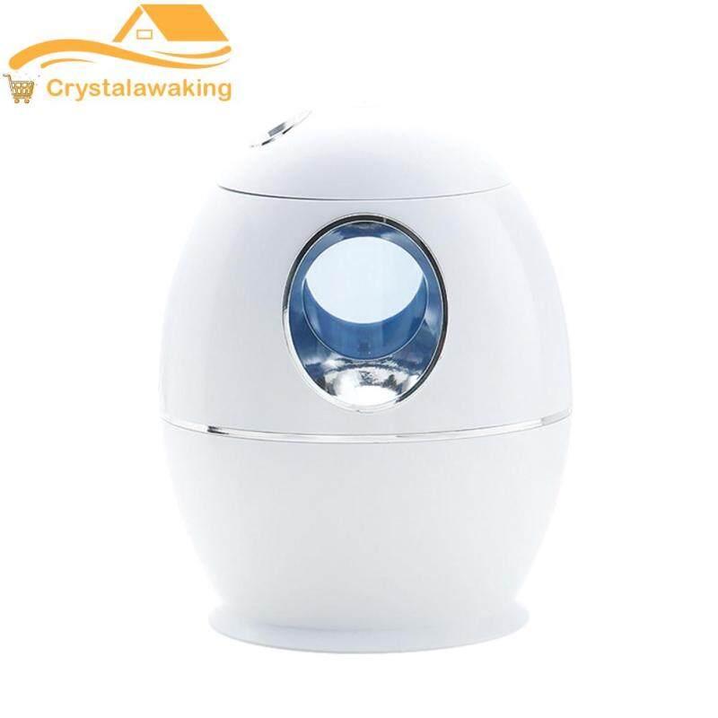 800ml Ultrasonic Air Humidifier w/Sufficient Essential Oil Diffuser Aroma Diffuser Home Mist Maker Singapore