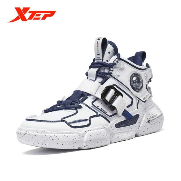 Giày Bóng Rổ Nam Xtep Giày Bóng Rổ Đế Dày Cao Thường Ngày Xu Hướng Đường Phố Mới 880319120111 giá rẻ