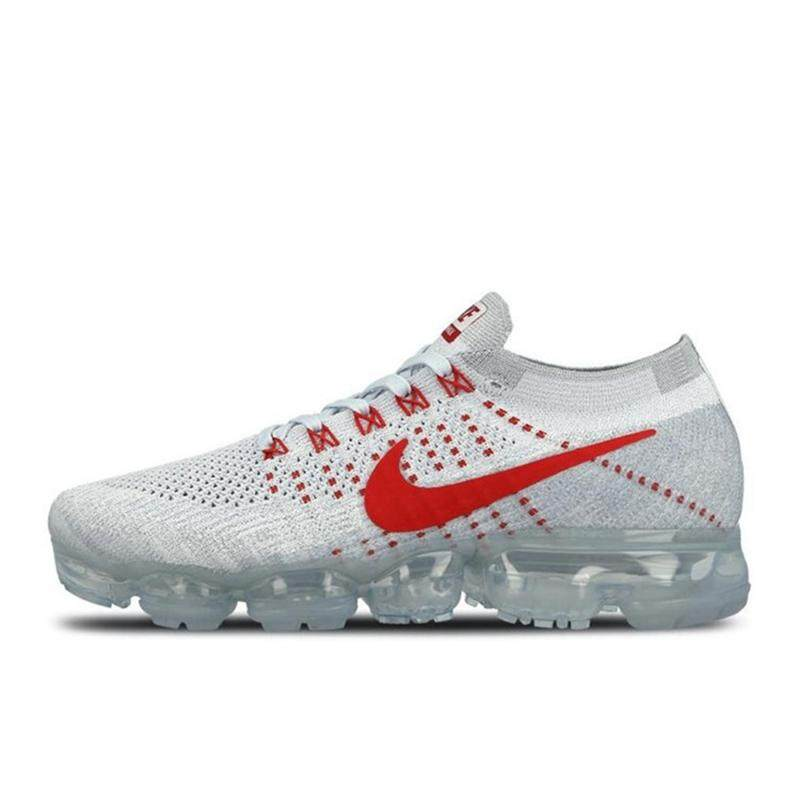 new styles 6ed47 f77a4 Original New Nike Air VaporMax Be True Flyknit Breathable Men's Running  Shoes Sport Sneakers Outdoor