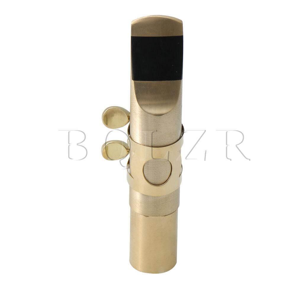 Tenor Sax ส่วนทองเหลืองปากแซกโซโนชุดสายรัดโลหะอุปกรณ์เสริม By Dsltd.